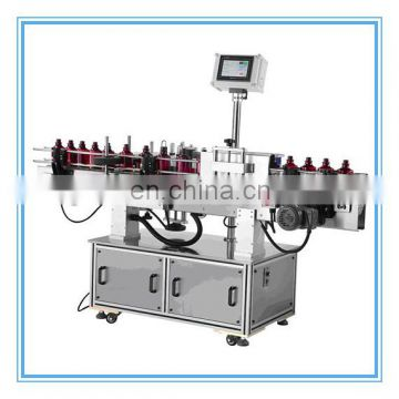 FLK CE cheapper woven label machine,label sewing machine