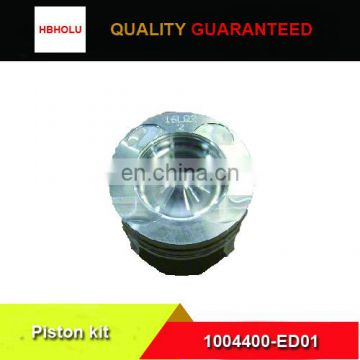 Piston kit 1004400-ED01 for Haval H5