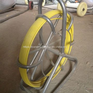 Fiberglass duct rodder DN4.5--16mm with  good quality