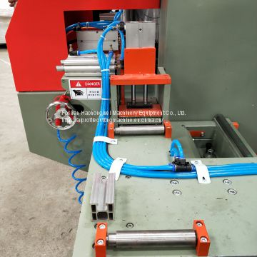 45 Degree Double Head Angle Cutting Machine