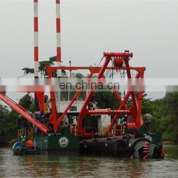 New Hydraulic Cutter Suction Sand Dredger in Stock