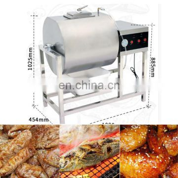 Lowest Price Big Discount Vacuum Meat Salting Marinated Machine Salter Meat Tumbler Tumbling Machine with Timer