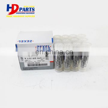 Fuel Engine Parts DE12 Fuel Injector Nozzle ZEXEL DLLA155SM061