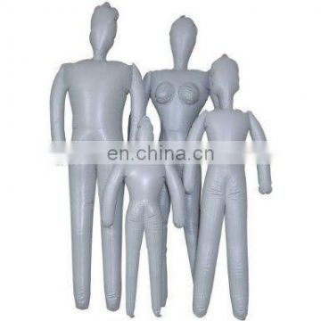 inflatable body form women or man