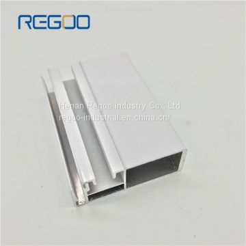 Customized 6063 Anodized Aluminum Profiles / Anodized Silver Aluminium Profile for Industrial