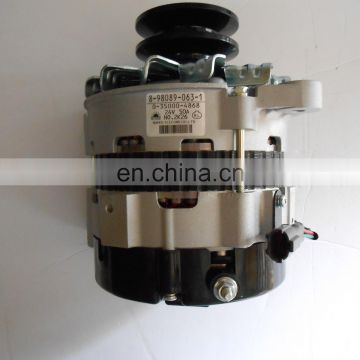 0-35000-4868 for Transit 4HK1 genuine parts 24v 50A alternator