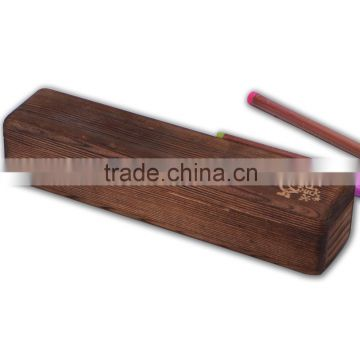 antique colored wooden pencil gift box,gift boxes for watches,antique wooden gift box for pencil