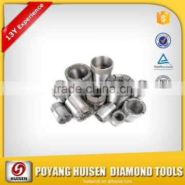 One touch express supplier Diamond core drill bits for hard rock,Diamond core bits for hard rock drilling