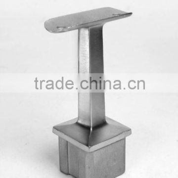 Stainless steel handrail support, handrail bracket, tube bracket