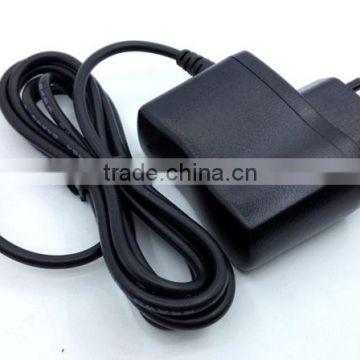 ac/dc 6W Euro plug switching power supply 3V, 200mA charger