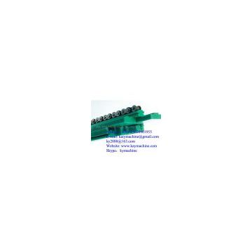 Chain guide Rails in polyethylene UHMW-PE guide rail Plastic Guide