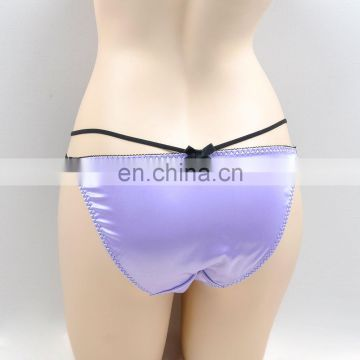 China Women Lingerie Underwear Manufacturer Hot Girls Sexy G-String Panties