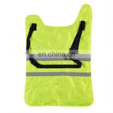 Hi-Vis Pet Protective Safety Vest With Two Horizontal Reflective Tape
