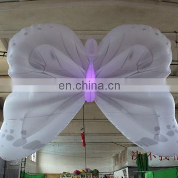 inflatable butterfly for club decoration