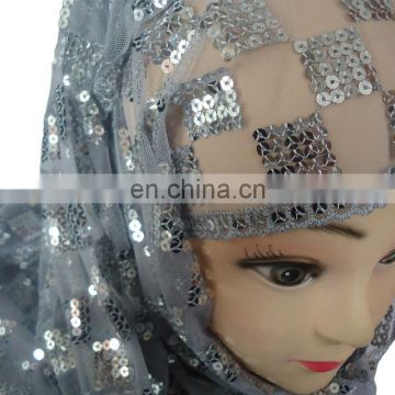 Sequence Work Casual Wear Stole Headscarf / Islamic Wear Arabic Scarf Niqab (scarves scarf stoles hijab)