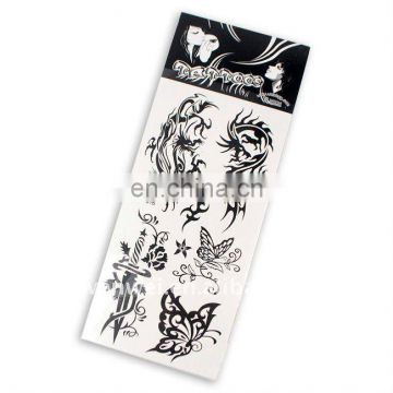 Glitter and fashion 1c tattoo Sticker