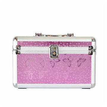 Aluminrm Make-up Case R80208