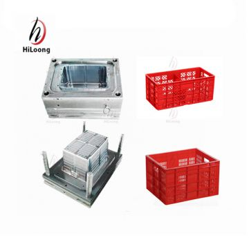 plastic injection moulds zhejiang injection crate mould