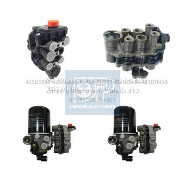 4801040030 1607915 1935134 Depehr European Brake Valve Daf SCANI Truck Axle Modulator