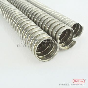 Driflex galvanized steel flexible reinforced conduit