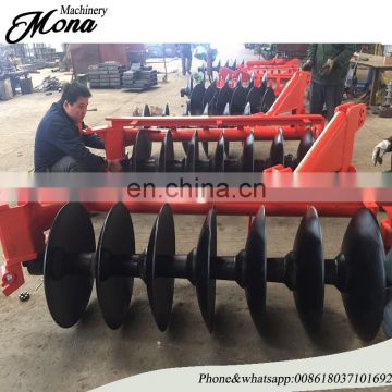 Hot selling agricultural 4 discs plough with tracotr