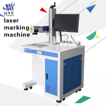 High speed  desktop fiber laser marking machine 20W