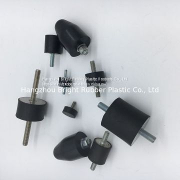 China High Quality IATF16949 OEM Custom Shock Absorber Rubber Parts