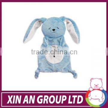 High Quality Widely Use 100 Polyester Warm Super Soft Micro Plush Fleece rabbit Soft Touch Baby Blankets