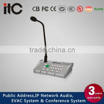 ITC T-218 Remote Desktop Paging Console for Public Address