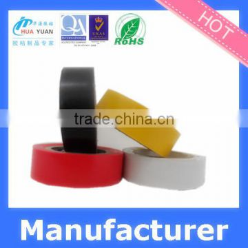2015 China wholesale clear electrical tape with SGS, RoHS, UL,CE certificate