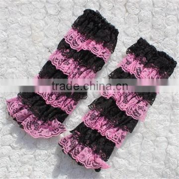 Little Girls Legs Cute Casual Style Solid Color Baby/Toddler Leg Warmers Knitting Pattern