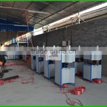 New Technology Tearing Plastic Sutli Yarn Split Film Machine