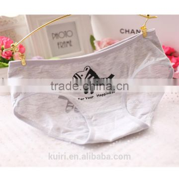 Hot Sale Fashion Underwear Sexy Cat Panties Bow Cute Female Women's Briefs Calcinha Lingerie For Women B15