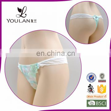 OEM Supplier Elegant Young Lady Bow Tie Hot Saxi Girl Panti