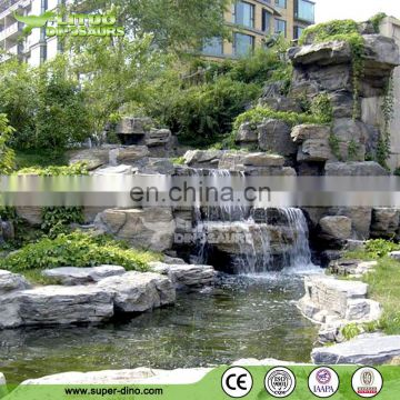 Garden Decoration Artificial Rock Waterfall