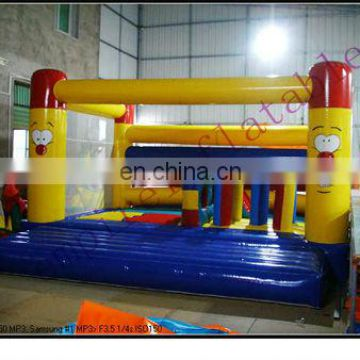funny inflatable jumping castle for sale JC014
