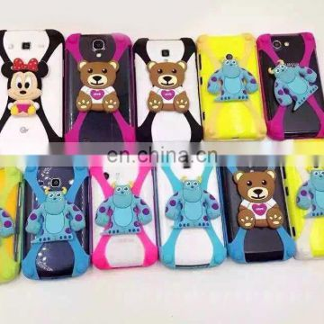 Wholesale Cute Animals Silicone Cell Phone Case