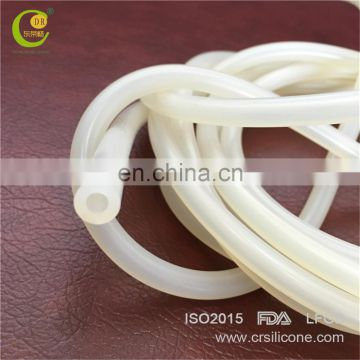 Hot Sale High Pressure Silicone Tube/flexible Food Grade Silicone Pipe/extruded Silicone Rubber Hose
