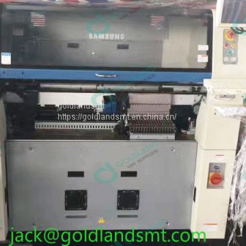 Hot sale Chip Mounter/ SMT Pick and Place Machine price/ PCB Production Machine for SLM110S SAMSUNG 1.2M (48 inch) LED board