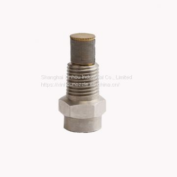 AAZ fine atomizing mist nozzle with filter