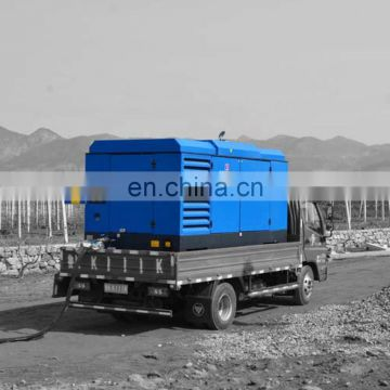 Fast delivery 12 bar reliable model air compressor with high quality