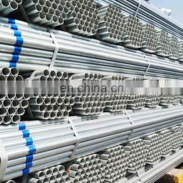 Lowest price pre galvanized steel pipe with reasonable prices