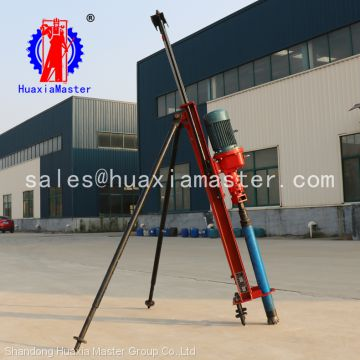 Huaxia master direct supply KQZ-70D gas and electricity linkage dive drilling machine well drilling rig for sale