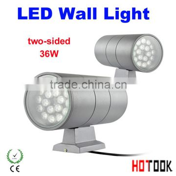 36W 10W outdoor wall lamp lighting 85~265V