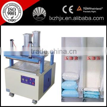 HFD-2000 nonwoven products vacuum-pumping packing machine