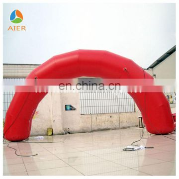 2014 Popular Red inflatable arch, inflatable archway,balloon arch stand sale