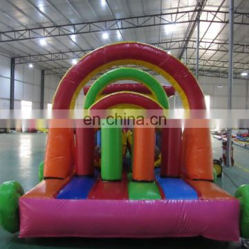 inflatable train, inflatable funland, inflatable toy