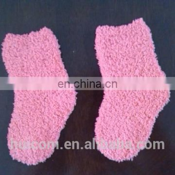 thicker plush socks