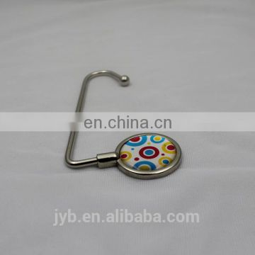 foldable purse hook hangers portable purse hook for sales