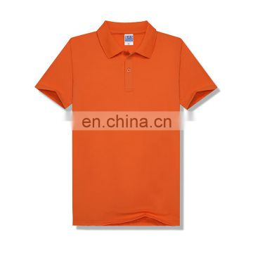 Factory Wholesale Sublimation Sports Blank Polo T-shirt for Men